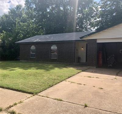 Broken Arrow Single Family Home For Sale: 1616 S 4th Street