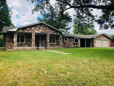 Stonewall OK Single Family Home For Sale: $89,900