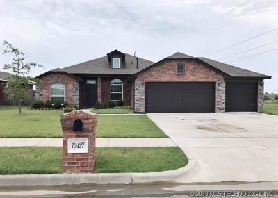 Collinsville Single Family Home For Sale: 13427 E 134th Street North