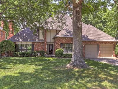Tulsa Single Family Home For Sale: 9925 E 97th Street