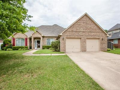 Owasso Single Family Home For Sale: 7604 N 127th Avenue