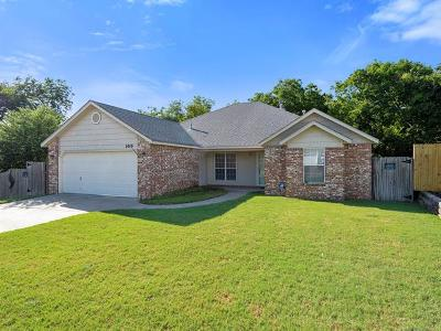 Claremore Single Family Home For Sale: 2010 W 4th Place S