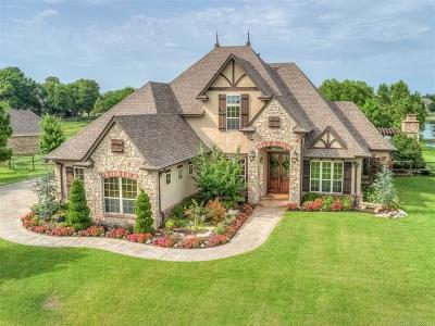 Owasso Single Family Home For Sale: 6853 E 83rd Street North