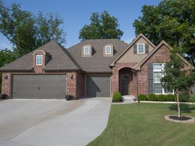 Broken Arrow Single Family Home For Sale: 2503 W Union Court