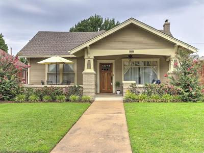 Tulsa OK Single Family Home For Sale: $415,000