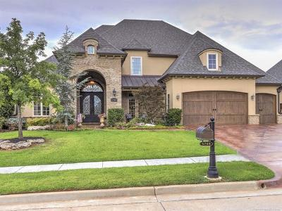 Broken Arrow OK Single Family Home For Sale: $839,900