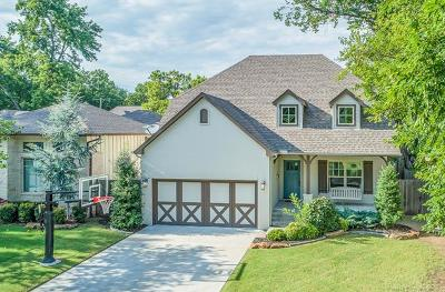 Tulsa OK Single Family Home For Sale: $525,000