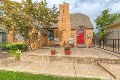 Tulsa OK Single Family Home For Sale: $267,900