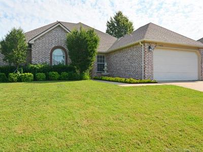 Owasso Single Family Home For Sale: 11403 E 101st Street N