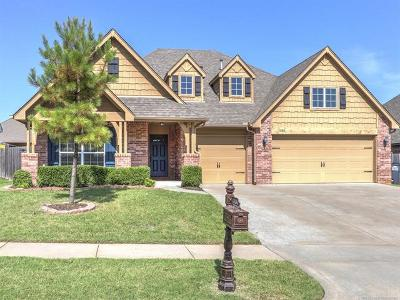 Bixby Single Family Home For Sale: 13404 S 20th Court