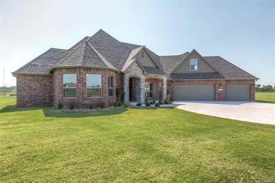 Broken Arrow Single Family Home For Sale: 10175 S 222nd E Avenue