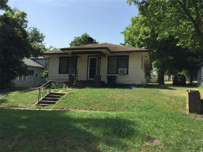 Ada OK Single Family Home For Sale: $47,500