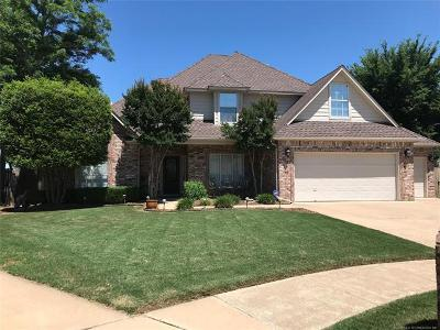 Broken Arrow OK Single Family Home For Sale: $275,000