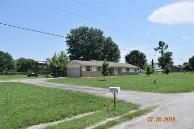 Owasso Single Family Home For Sale: 11839 N 126th East East Avenue