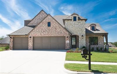 Jenks OK Single Family Home For Sale: $377,500