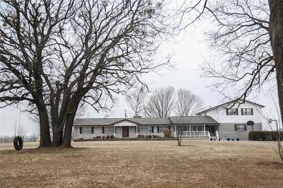 Bixby Single Family Home For Sale: 20210 S Mingo Road