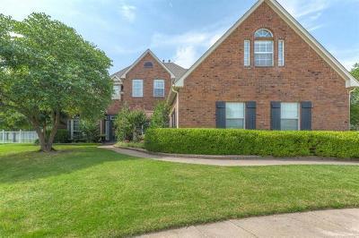 Broken Arrow Single Family Home For Sale: 209 N Forest Ridge Boulevard