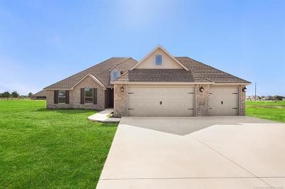 Broken Arrow Single Family Home For Sale: 10326 S 219th East Avenue