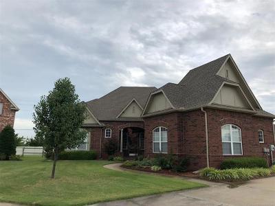 Broken Arrow Single Family Home For Sale