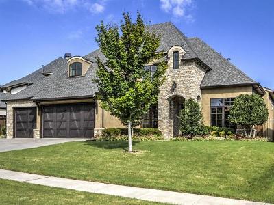 Broken Arrow OK Single Family Home For Sale: $645,000