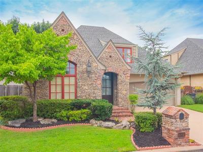 Tulsa Single Family Home For Sale: 6202 E 111th Place