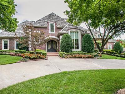 Tulsa OK Single Family Home For Sale: $899,000