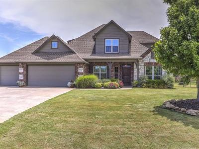 Collinsville Single Family Home For Sale: 14853 N 147th East Avenue