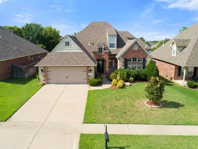 Broken Arrow Single Family Home For Sale: 7404 E Indianola Street