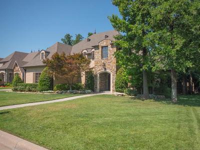 Tulsa Single Family Home For Sale: 10832 S Toledo Avenue