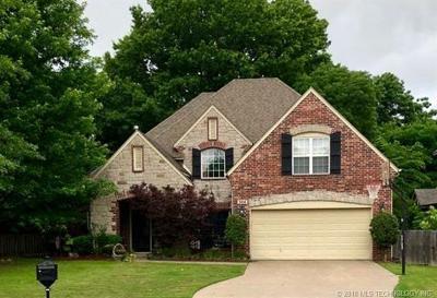 Broken Arrow OK Single Family Home For Sale: $279,900