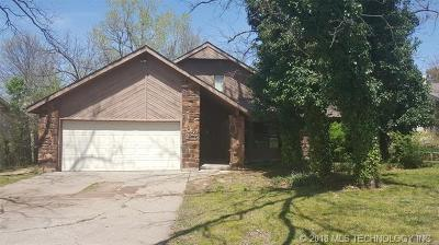 Tulsa OK Single Family Home For Sale: $84,900