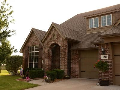 Owasso Single Family Home For Sale: 11919 E 105th Court North