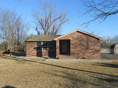 Collinsville Single Family Home For Sale: 11601 E 126th Street N