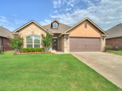 Jenks Single Family Home For Sale: 10817 Augusta Drive