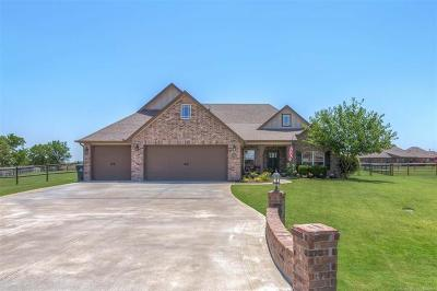 Collinsville Single Family Home For Sale: 5964 E 137th Street North