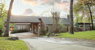 Tulsa OK Single Family Home For Sale: $1,275,000