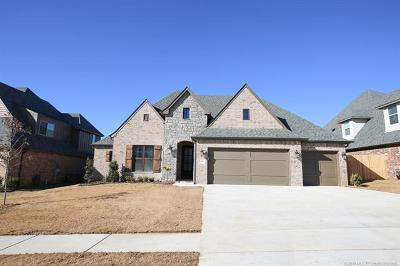 Jenks Single Family Home For Sale: 13006 S 5th Street