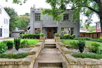 Tulsa Single Family Home For Sale: 1212 E 20th Street