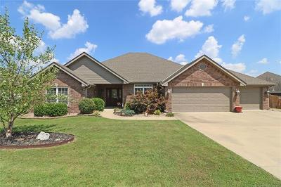 Bartlesville Single Family Home For Sale: 2008 Ashford Drive
