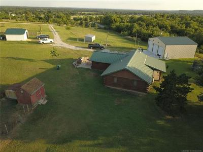 Skiatook Single Family Home For Sale: 40510 N 3954 Road