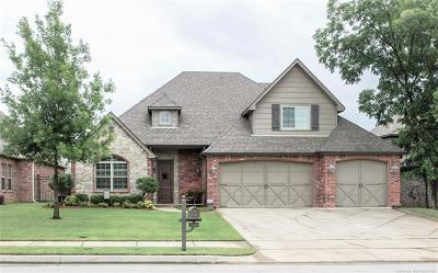 Jenks Single Family Home For Sale: 11007 S Sycamore Street