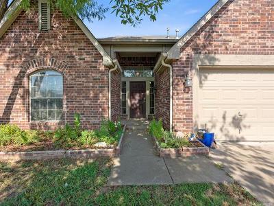 Broken Arrow Single Family Home For Sale: 7151 S 301st East Avenue