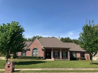 Sapulpa Single Family Home For Sale: 313 Castle Creek Drive