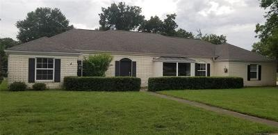 Claremore Single Family Home For Sale: 301 E 16th Street