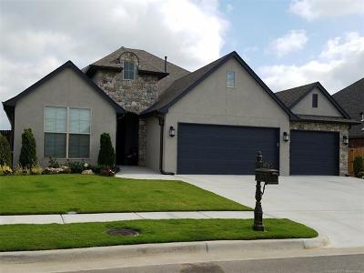 Tulsa Single Family Home For Sale: 18713 E 45th Place S