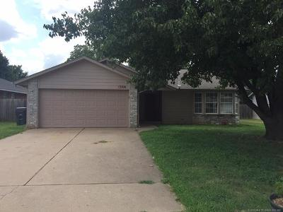 Bixby Single Family Home For Sale: 13214 S 85th East Place