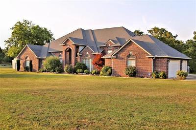 Broken Arrow Single Family Home For Sale: 5685 S 281st East Avenue