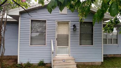 Talihina Single Family Home For Sale: 12692 SE 1130 Avenue