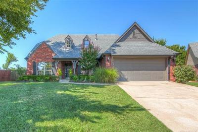Jenks Single Family Home For Sale: 2110 W D. Court
