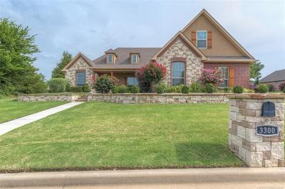 Claremore Single Family Home For Sale: 3300 Heritage Hills Parkway